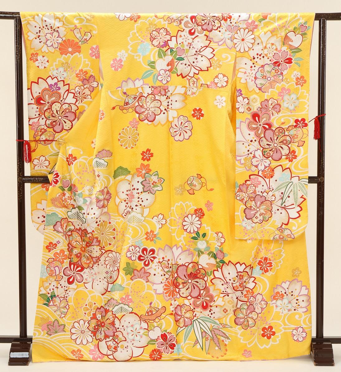1779 マーベラス 黄色 Mサイズ